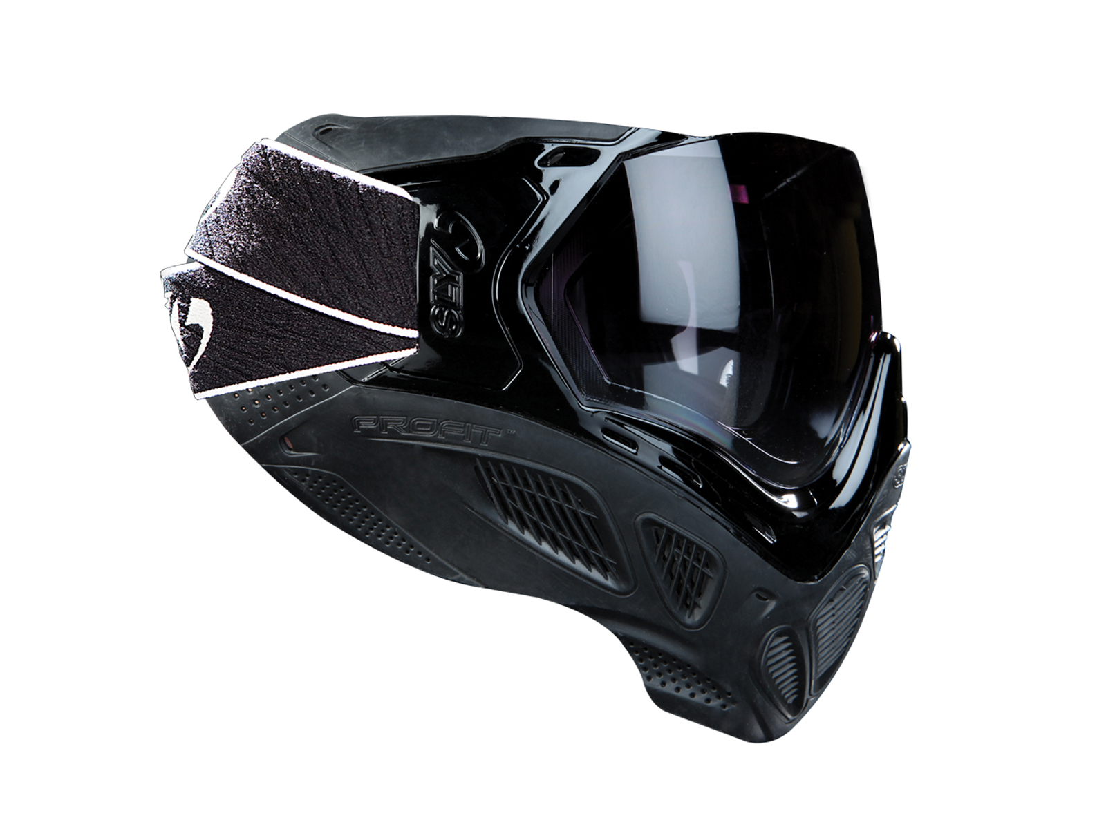 Шлем Goggle, SLY Profit, thermal lens, black